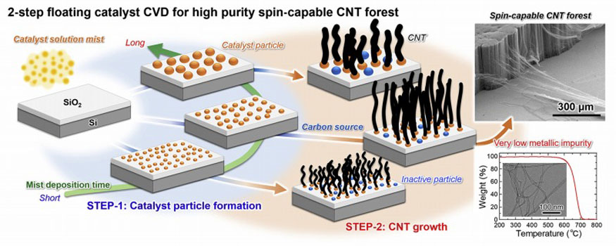 Carbon Nanotube Laboratory